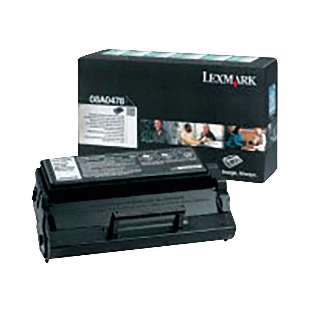 Lexmark Corporate Black Toner Cartridge 0008A0144