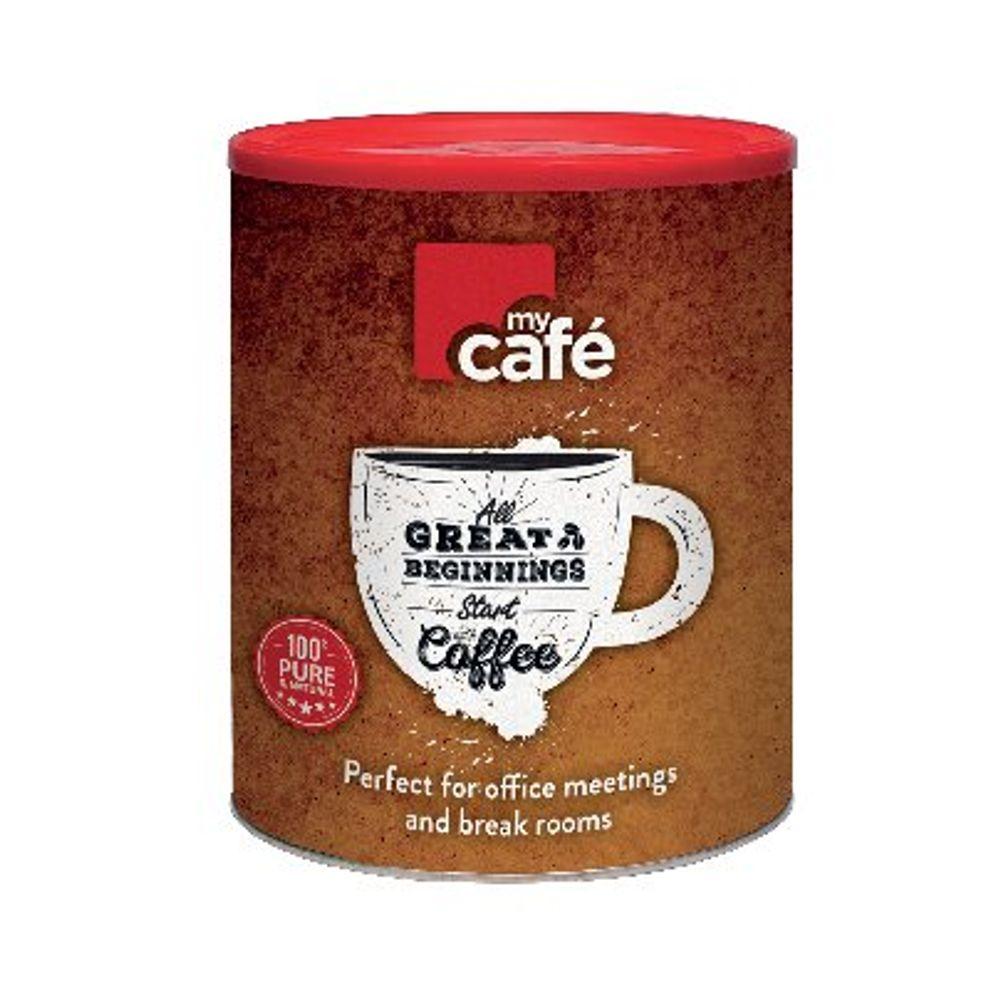 Mycafé Instant Coffee Granules 750g Tin - C226