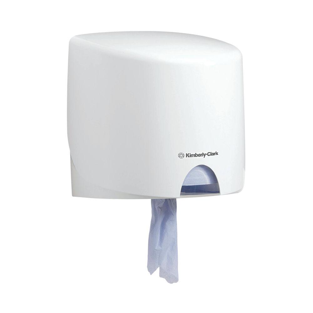 Wypall L20 Wiper Roll Control Dispenser White 7928