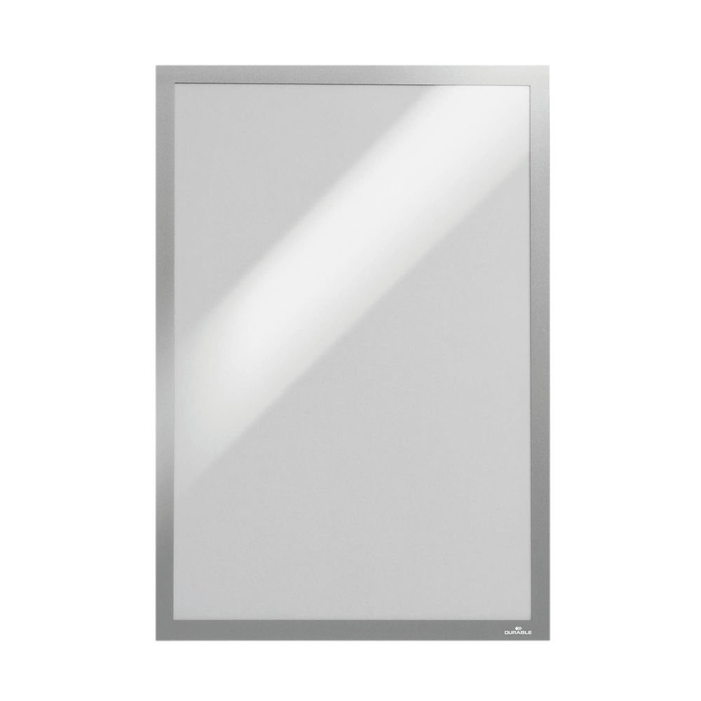 Durable Silver A3 Duraframes, Pack of 2 - 4873/23