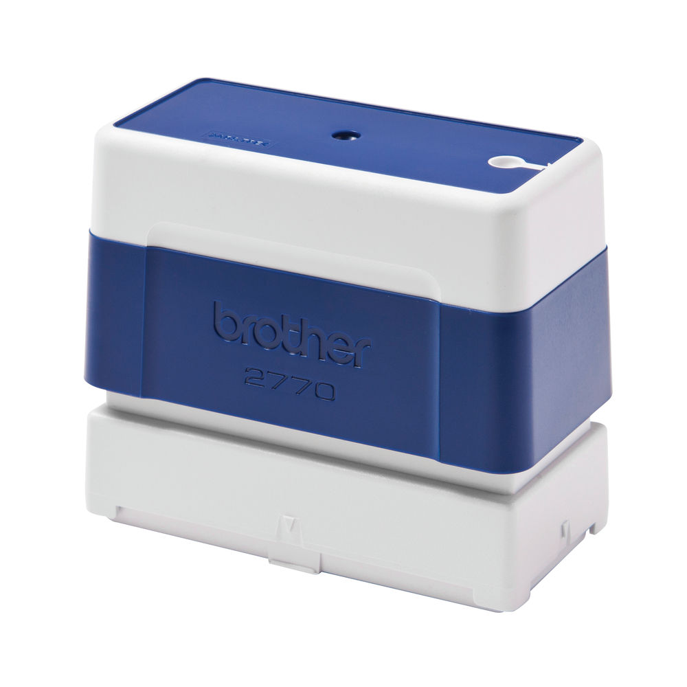 Brother PR2770E Stamp 70 x 27mm Blue PR2770E6P
