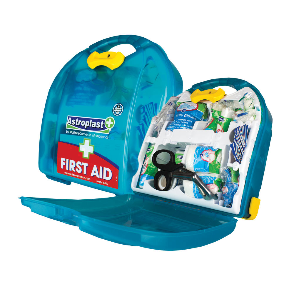 Wallace Cameron Green Small First Aid Kit - 1002655
