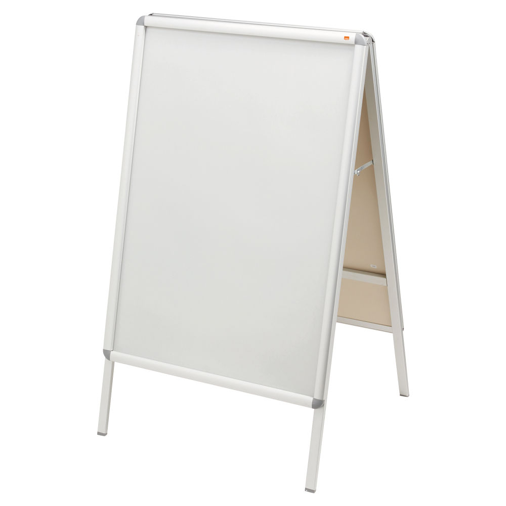Nobo A-Board Snap Frame Poster Display 700 x 1000mm 1902205