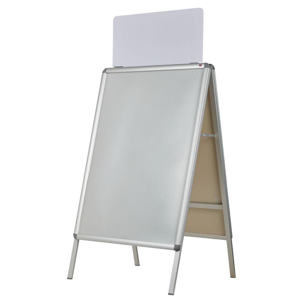 Nobo A-Board Snap Frame A1 Header Panel - 1902377