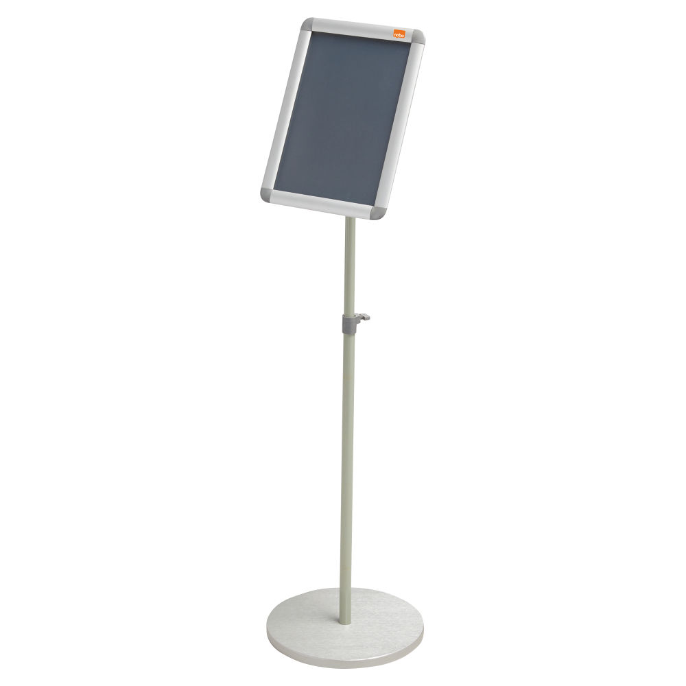 Nobo A4 Snap Frame Display Stand - 1902383