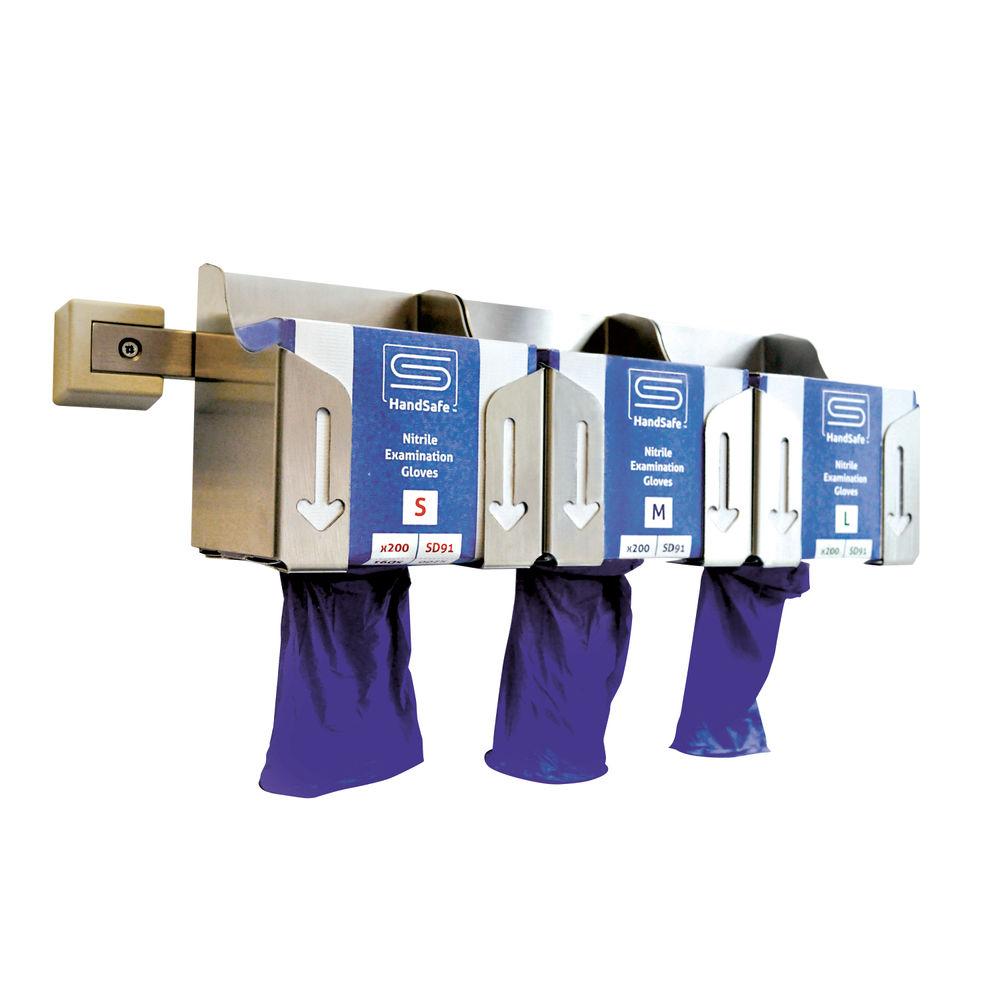 SafeDon Holder for Wall Rail, Pack of 3 - SDD003