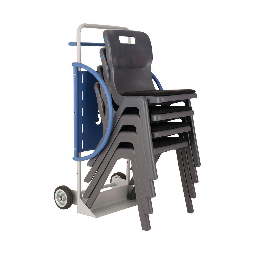 Titan One Piece Chair Trolley