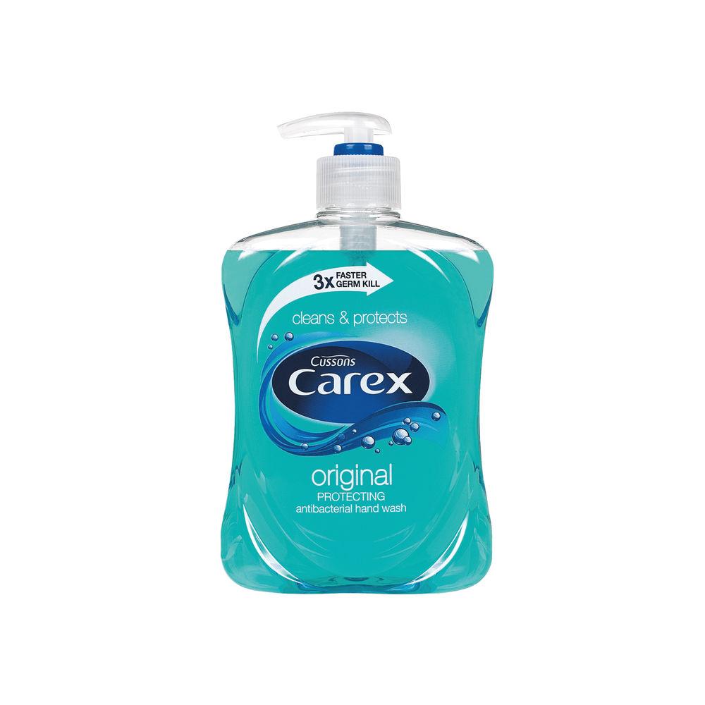 Carex Liquid Soap 500ml (Pack of 2) KJEYS5002