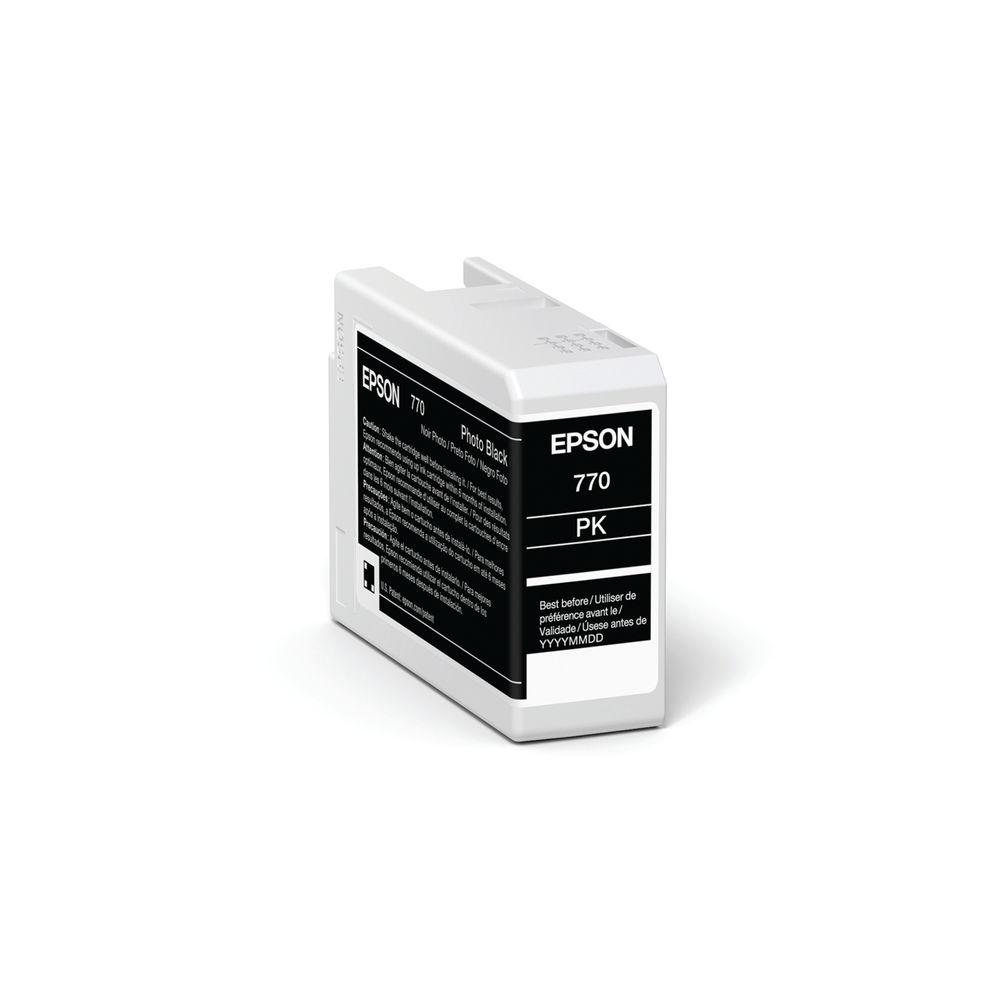 Epson T46S1 25ml Photo Black UltraChrome Pro 10 Ink - C13T46S100