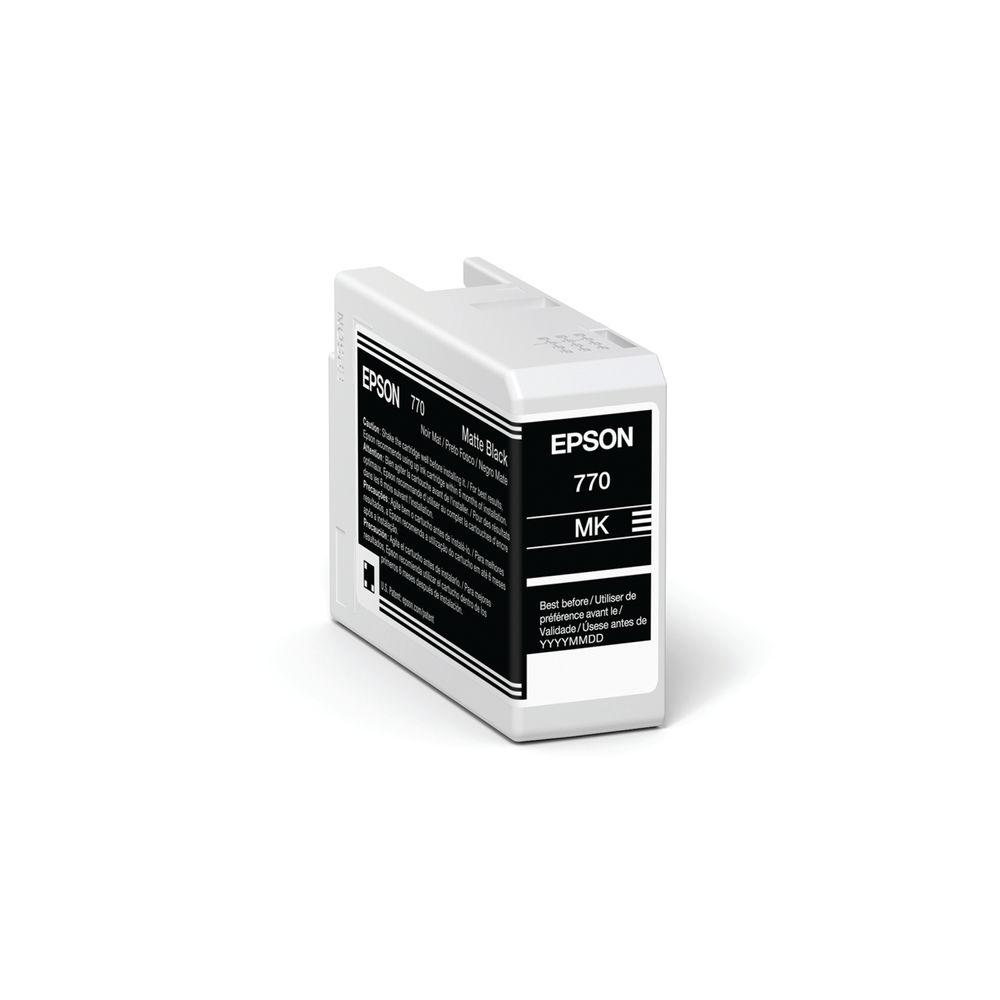 Epson T46S8 Matte Black UltraChrome Pro 10 Ink 25ml C13T46S800