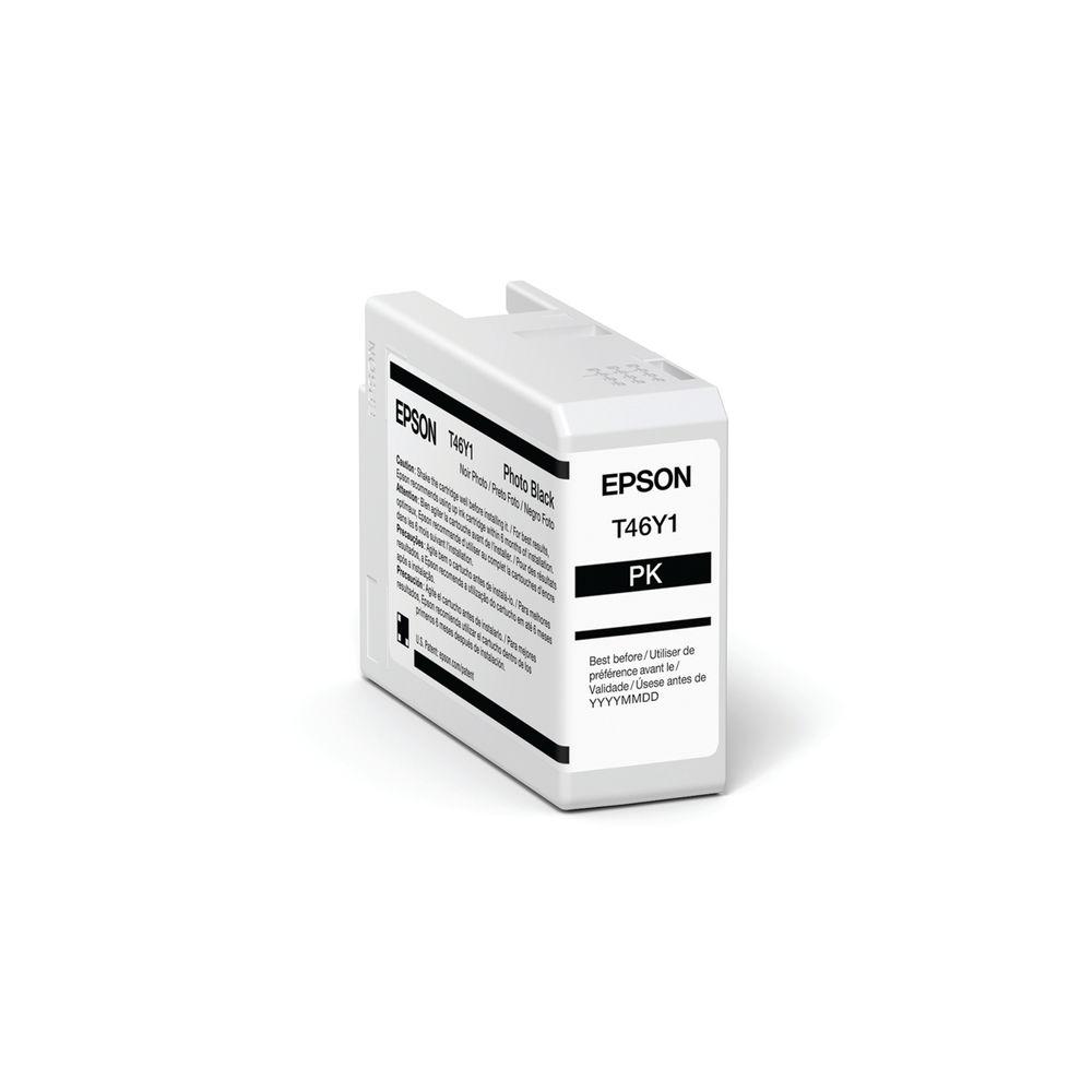 Epson T47A1 Photo Black UltraChrome Pro 10 Ink 50ml C13T47A100