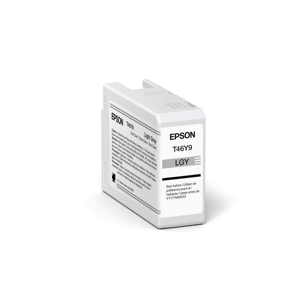 Epson T47A9 Light Grey UltraChrome Pro 10 Ink 50ml C13T47A900