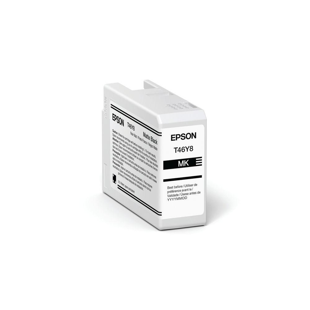 Epson T47A8 50ml Matte Black UltraChrome Pro 10 Ink - C13T47A800