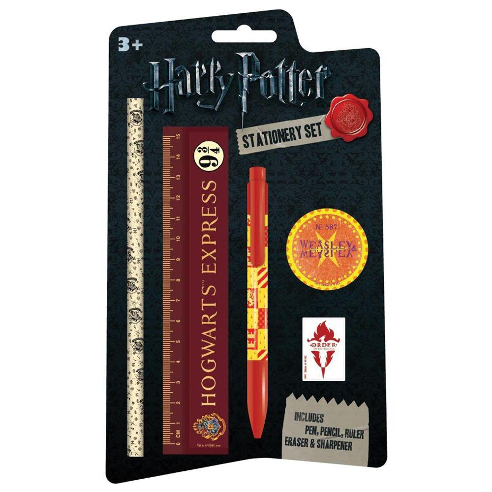 Harry Potter Stationery Set - SR72242