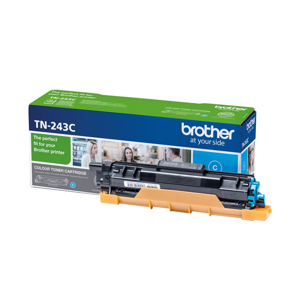 Brother TN243C Cyan Toner Cartridge - TN243C