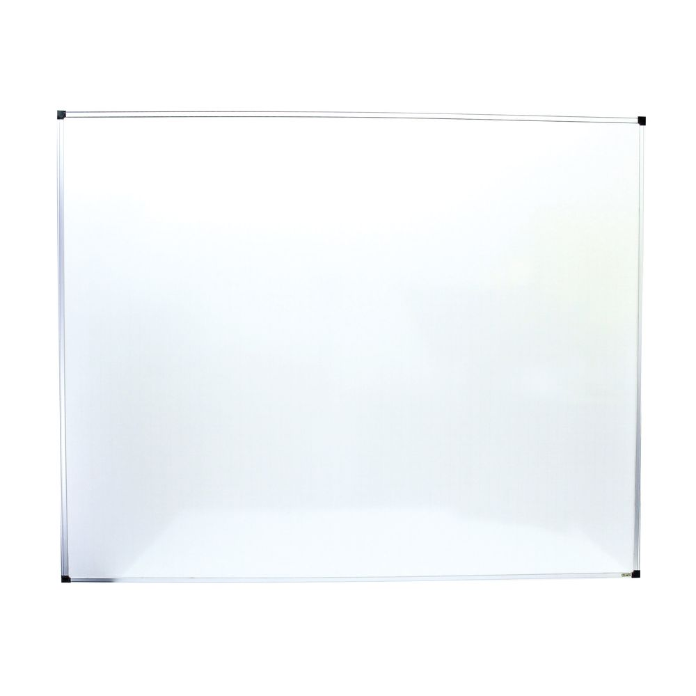 Bi-Office Revolver Board Gridded White Non-Magnetic 1200x1500mm MA1221010