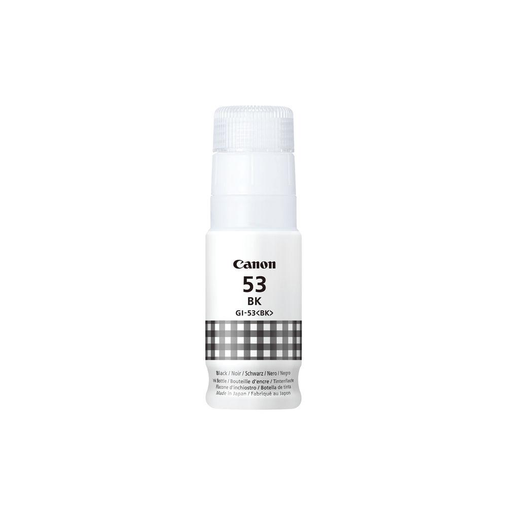 Canon GI-53 BK EUR Black Ink Bottle 4699C001
