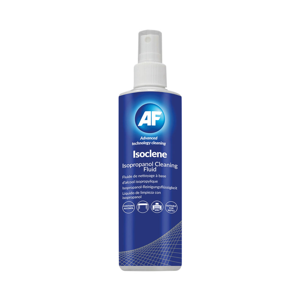 AF Isopropanol Cleaning Fluid 250ml ISO250
