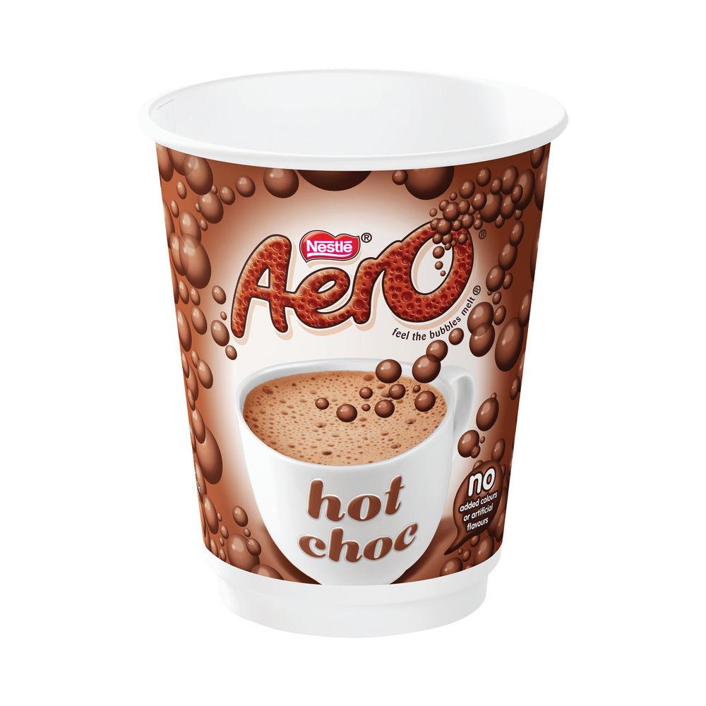 Nescafe & Go Aero Hot Chocolate (Pack of 8) 12367662