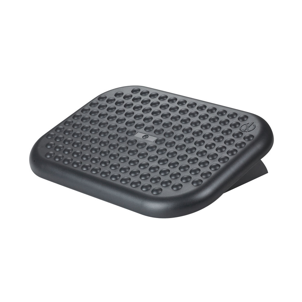 Q-Connect Black Economy Footrest – KF17981