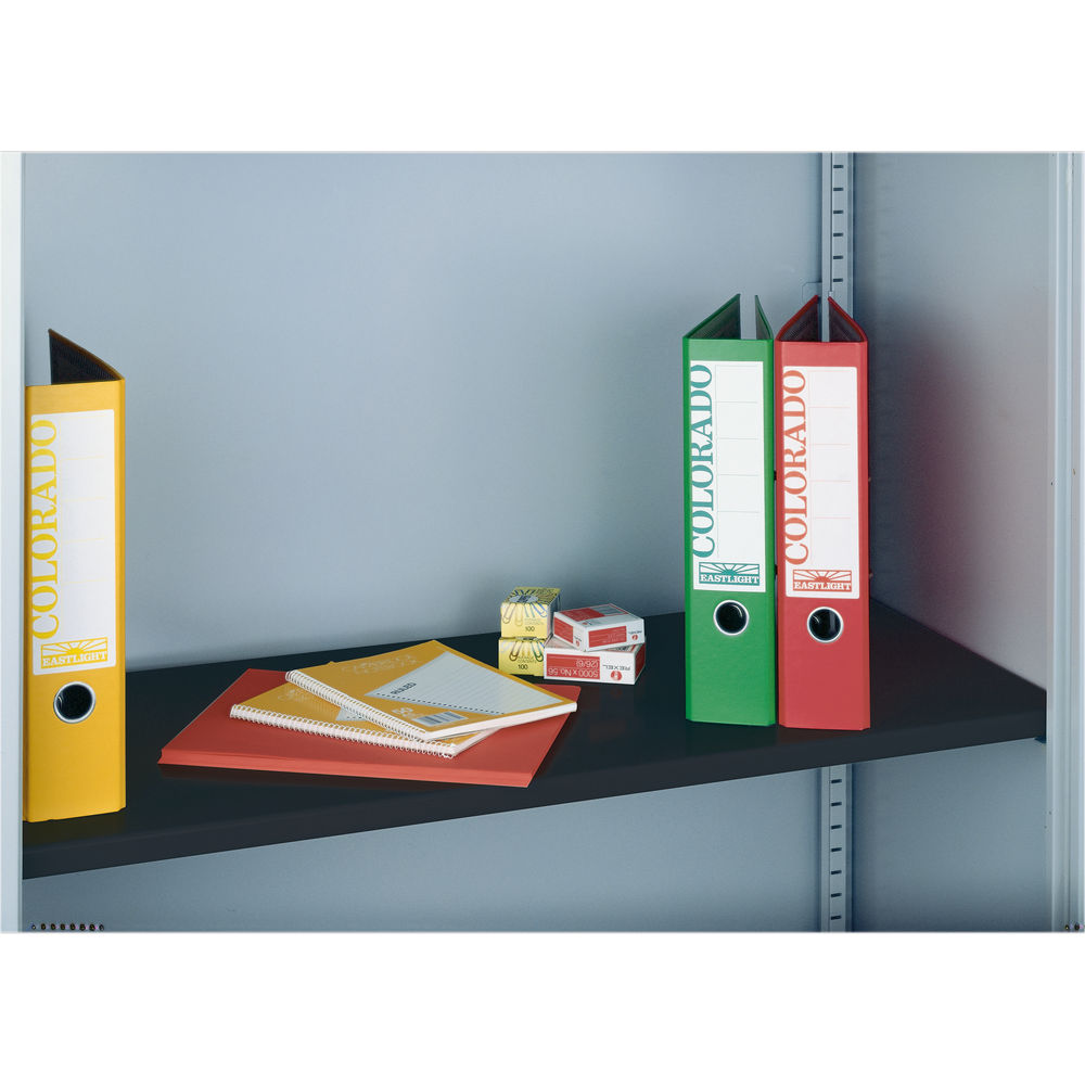 Bisley Black Standard Shelf - BBSP1;45