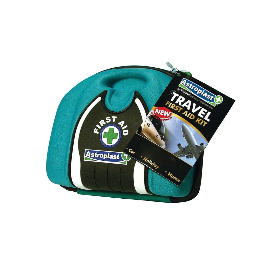 Astroplast Compact Travel Pouch First Aid Kit - 1015017