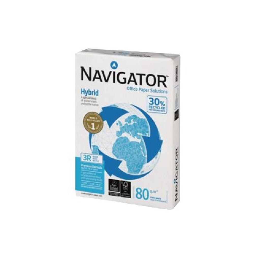 Navigator Hybrid White A3 Paper 80gsm - 5 reams / 1 Box