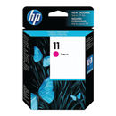Image of HP 11 Magenta Inkjet Cartridge 28ml | C4837AE