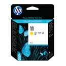 Image of HP 11 Yellow Inkjet Cartridge 28ml | C4838AE