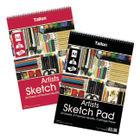 Tallon A3 Artist Sketch Pads, Pack of 6 - TAL05683