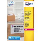 Avery Weatherproof White Shipping Labels, 99.1 x 139mm (Pack of 100) - AV04916