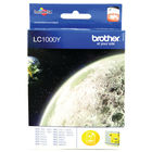 Brother LC1000Y Yellow Ink Cartridge - LC1000Y