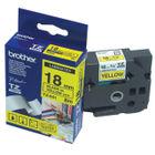 Brother TZE-641 P-Touch Label Tape Black - TZ641