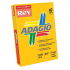 Rey Adagio Assorted Bright Colours A4 Coloured Card, 160gsm - AMD2116