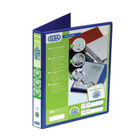 Elba Panorama 25mm 4 D-Ring Presentation Binder A4 Blue (Pack of 6) 400008415