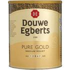Douwe Egberts Pure Gold Continental Coffee 750g Tin - BZ24980