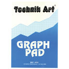 Technik Art A3 Graph Pad, 40 Sheets - XPG2