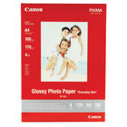 Canon Everyday A4 Glossy Photo Paper, 170gsm - 100 Sheets - 0775B001