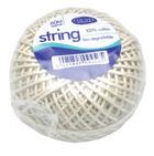 County Cotton String Ball Medium 60m (Pack of 12) C176