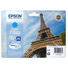 Epson T7022 Cyan Ink Cartridge - High Capacity C13T70224010