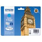 Epson, T7032, Cyan Ink Cartridge, C13T70324010
