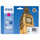 Epson T7033 Magenta Ink Cartridge - C13T70334010
