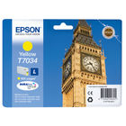 Epson T7034 Yellow Ink Cartridge - C13T70344010