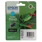 Epson T0542 Cyan Inkjet Cartridge C13T05424010