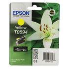 Epson T0594 Yellow Ink Cartridge- C13T05944010
