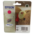 Epson T0613 Magenta Ink Cartridge - C13T06134010