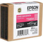 Epson T580A00 Magenta Inkjet Cartridge C13T580A00 / T580A00