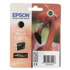 Epson T0878 Matte Black Ink Cartridge - C13T08784010