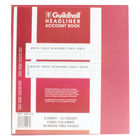 Guildhall 48 Series Headliner Book, 6 Debit 12 Credit Columns - 1293
