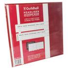 Guildhall Burgundy  Headliner 20 Column Account Book 58/4 -16 - 1384